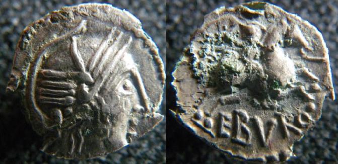 Monnaies des Allobroges Allobr29