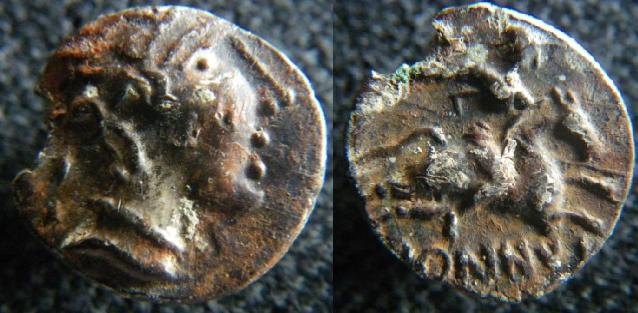 Monnaies des Allobroges Allobr32