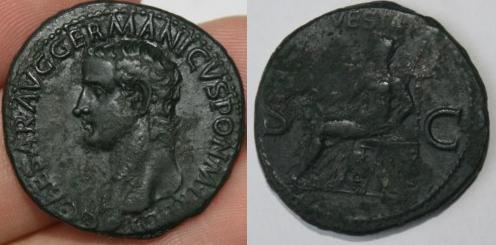 Vente as de Caligula Cal10