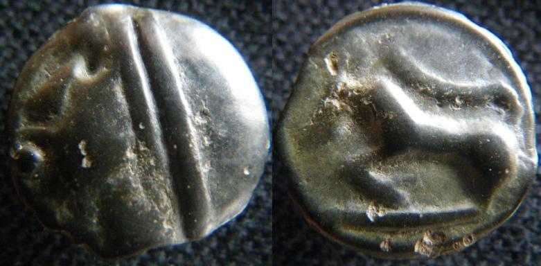 monnaies des Séquanes / COL Sequan10