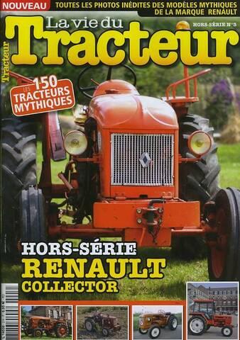 La vie du Tracteur HS n°2 50 Tracteurs Mythiques