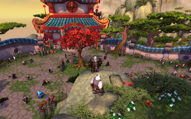 myst of pandarian beta ^^ Panda012