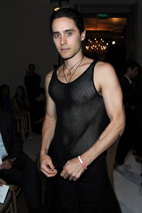 [2011] Jared Leto à Paris pour la Fashion Week - octobre 2011 0113