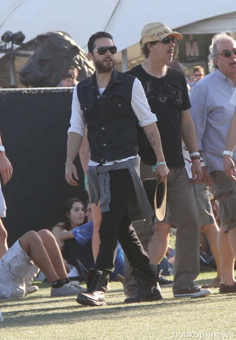 Jared Leto , Coachella Valley Music and Arts Festival [avril 2012] 0118