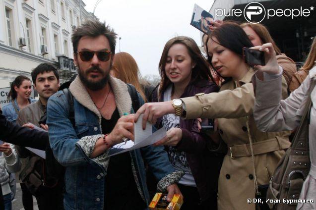 Shannon Leto & Antoine Becks - St. Petersbourg [20.04.2012] 1211