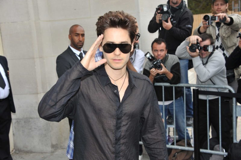 [2011] Jared Leto à Paris pour la Fashion Week - octobre 2011 1710
