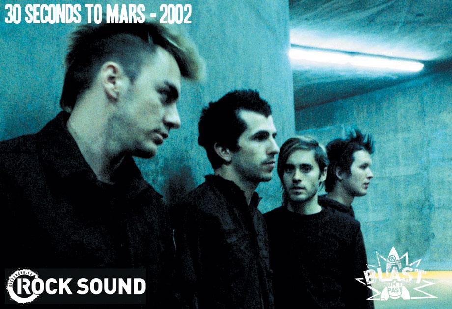 30SecondsToMars : Evolution à travers les années par RockSound 200210