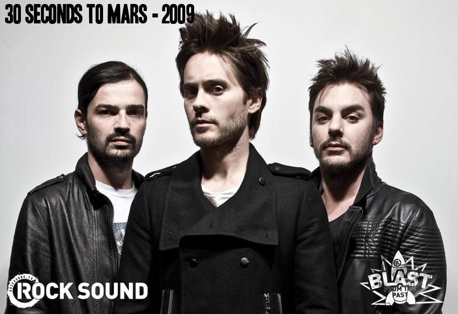 30SecondsToMars : Evolution à travers les années par RockSound 2009_210