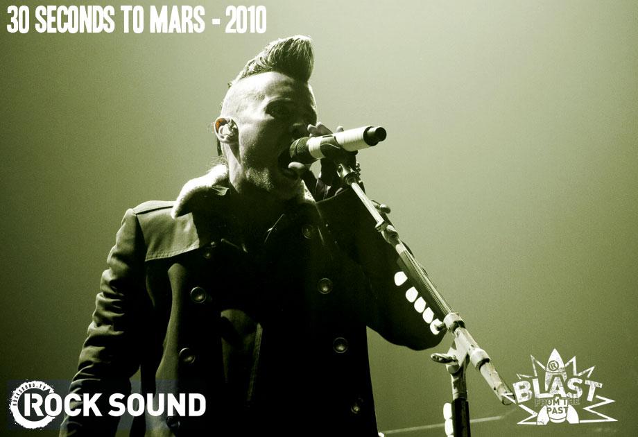 30SecondsToMars : Evolution à travers les années par RockSound 2010_210