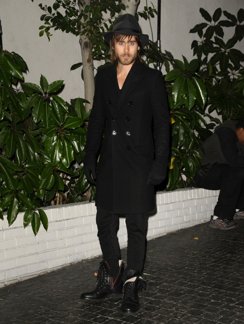 Jared Leto @ 69th Annual Golden Globes Award Jared_16