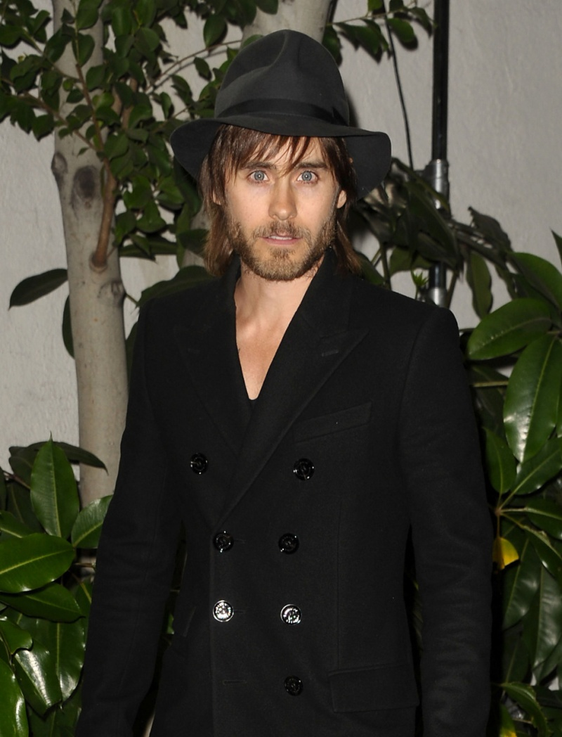 Jared Leto @ 69th Annual Golden Globes Award Jared_17