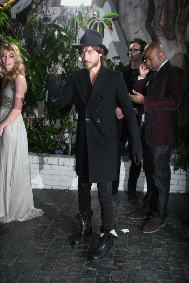 Jared Leto @ 69th Annual Golden Globes Award Jared_20