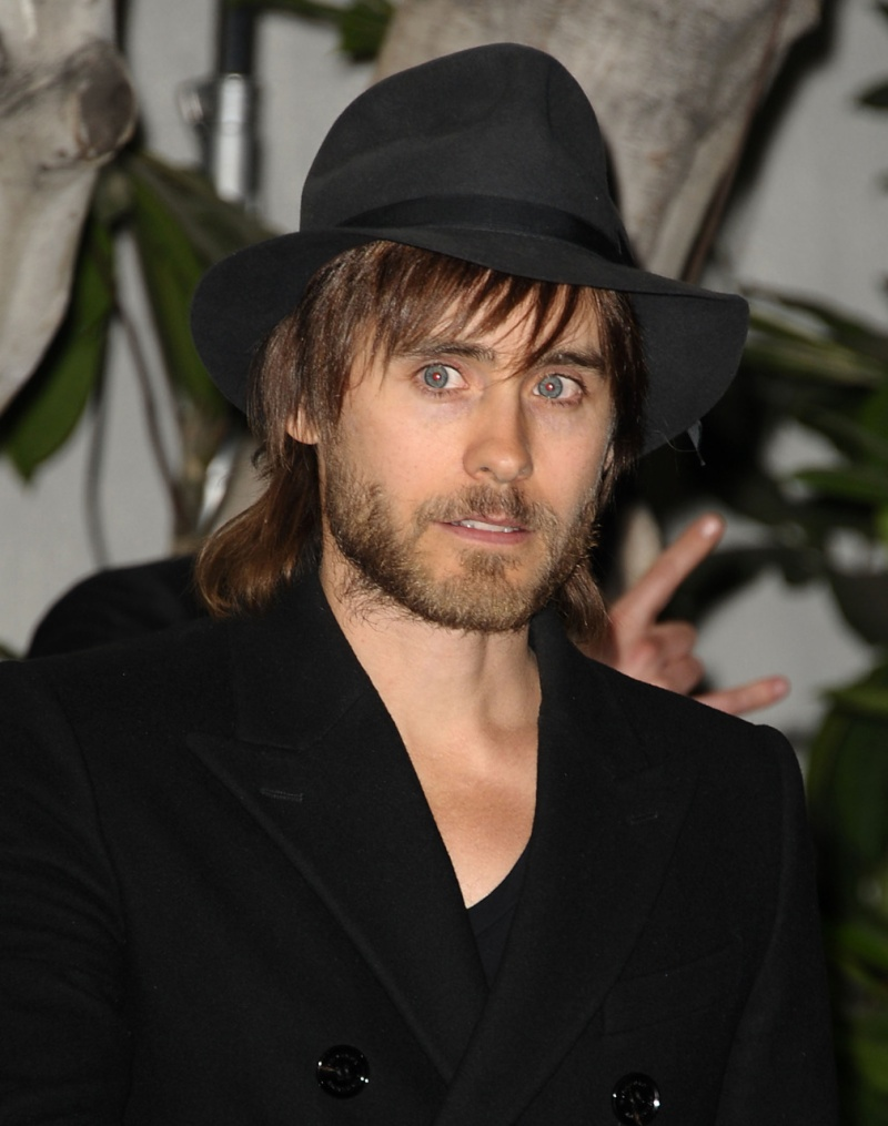 Jared Leto @ 69th Annual Golden Globes Award Jared_22