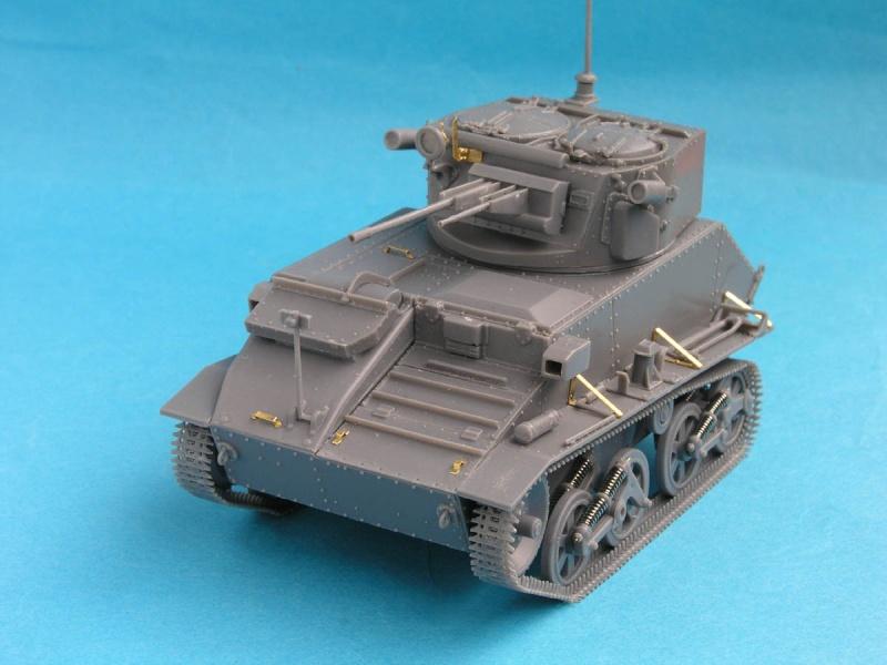 Vulcan 1/35 British Light Tank MK VI C 56009a10