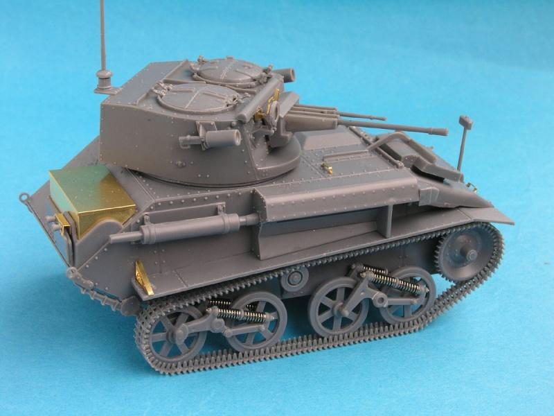 Vulcan 1/35 British Light Tank MK VI C 56009b10