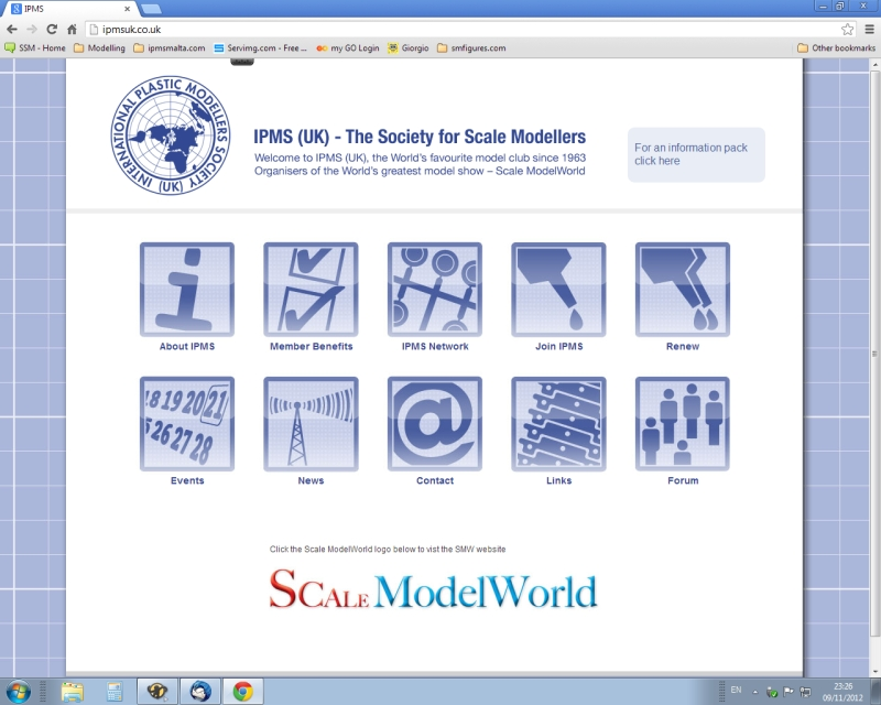 IPMS UK - The Society for Scale Modellers Ipmsuk10