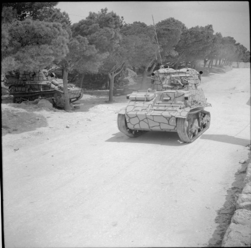 Vulcan 1/35 British Light Tank MK VI C Large_10