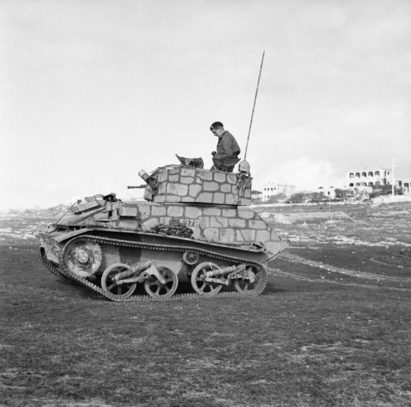 Vulcan 1/35 British Light Tank MK VI C Large_11