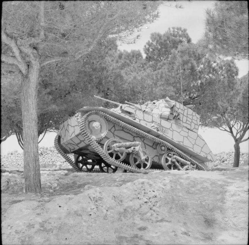 Vulcan 1/35 British Light Tank MK VI C Large_12