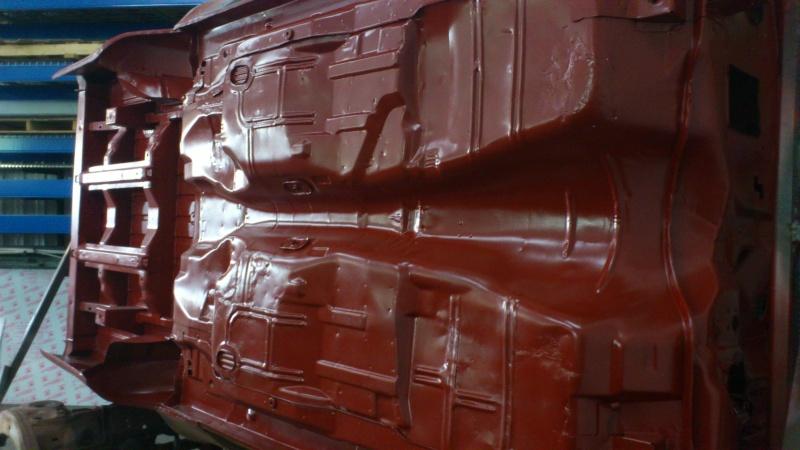 Présentation de la voiture du mois de Mars 2021 par Tropdeprojet - Page 2 Campin10