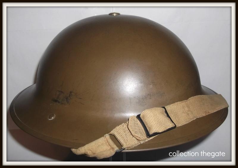 Casque MKII 1941 ( Canada ) Dscf4673