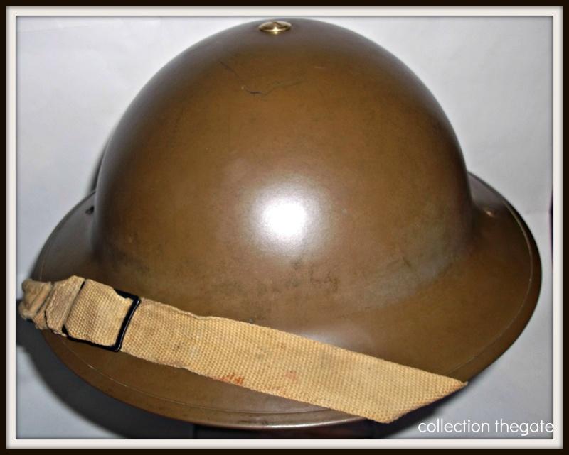 Casque MKII 1941 ( Canada ) Dscf4674