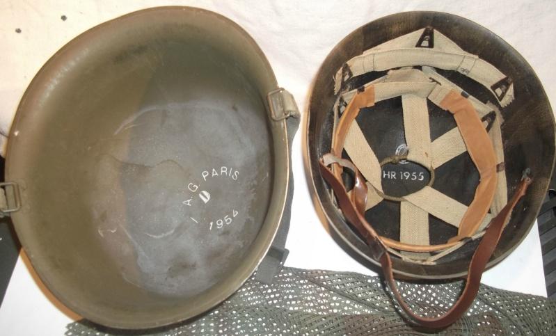 casque français M51-54  TTA Dscf6528
