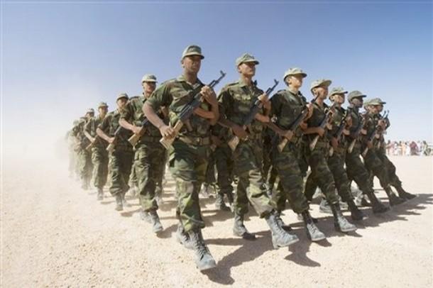 Armée populaire de libération sahraouie (APLS)  31188210