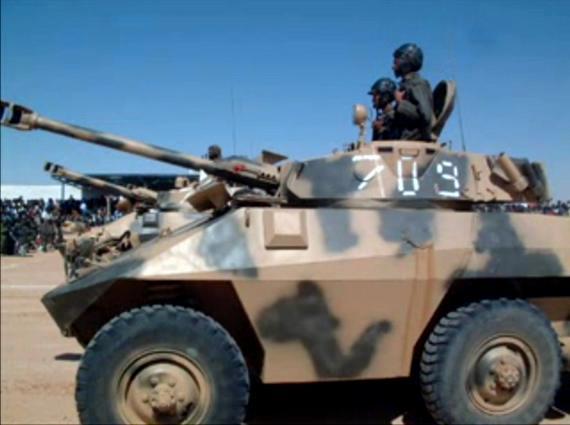 Armée populaire de libération sahraouie (APLS)  31768610