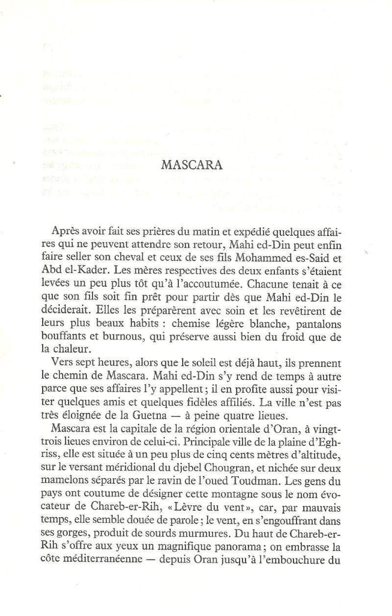 Emir Abdelkader ibn Mohieddine…El Hachemi - Page 6 Aek00025