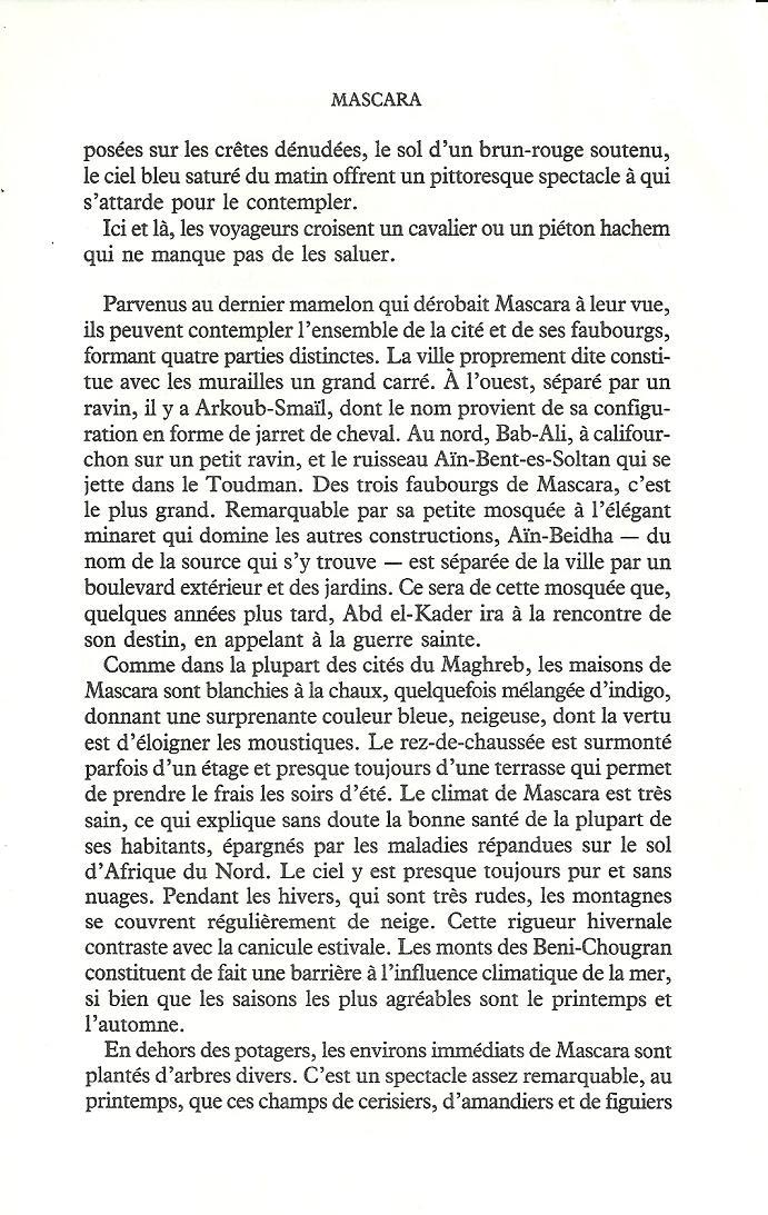 Emir Abdelkader ibn Mohieddine…El Hachemi - Page 6 Aek00028