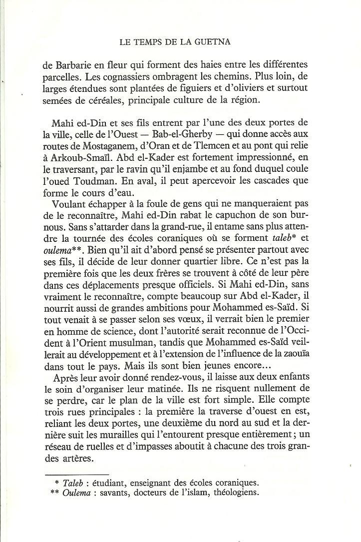 Emir Abdelkader ibn Mohieddine…El Hachemi - Page 6 Aek00029