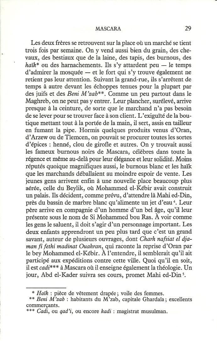 Emir Abdelkader ibn Mohieddine…El Hachemi - Page 6 Aek00030