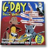 Musique Australienne Cd-gda10