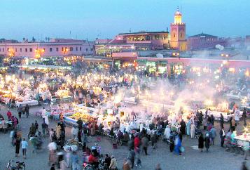Sexe Pouvoir et Argent:Maroc Marrak10