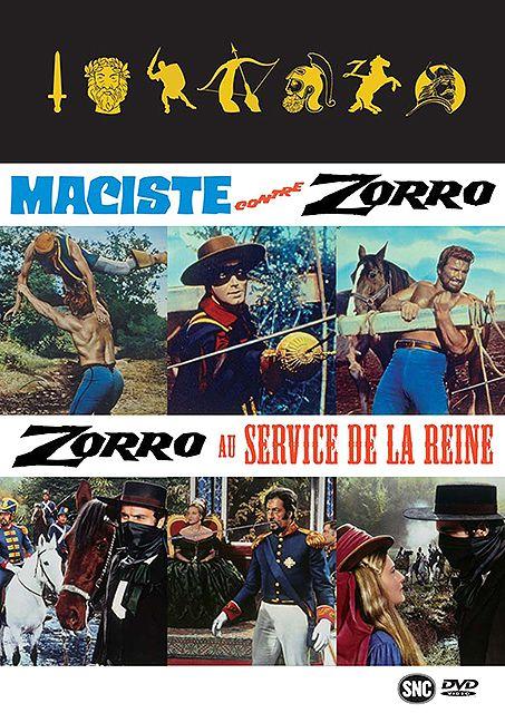 Listing des westerns all'italiana sortis en DVD en France Zorro10