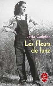 Juin 2012: Les fleurs de lune de Jetta Carleton - Critiques Lesfle11