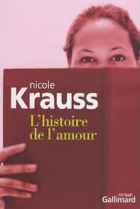 Nicole KRAUSS (Etats-Unis) Lhisto10