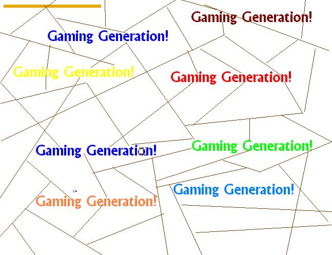 Jbug99justin's Gaming Generation