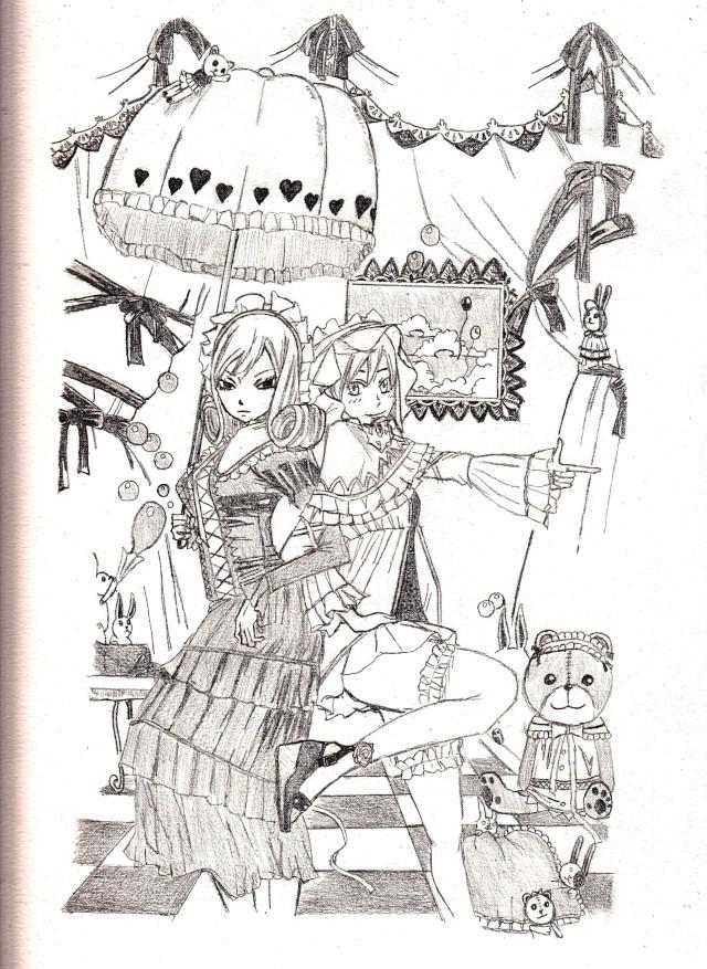 Dessins en vrac  - Page 3 D9810
