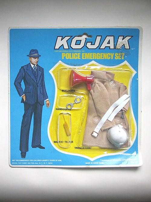 KOJAK by Excel Toys Kojak011