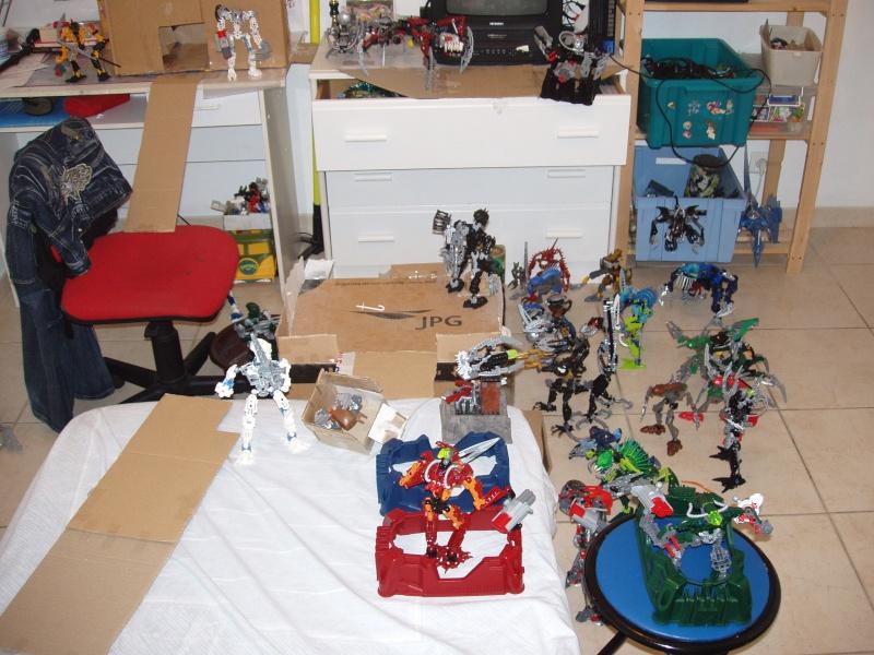 [Produits] Votre collection Bionicle P2290011