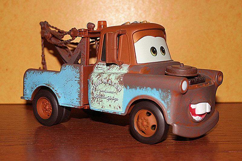 Mattel - Mater / Martin 1:24 Mater_10