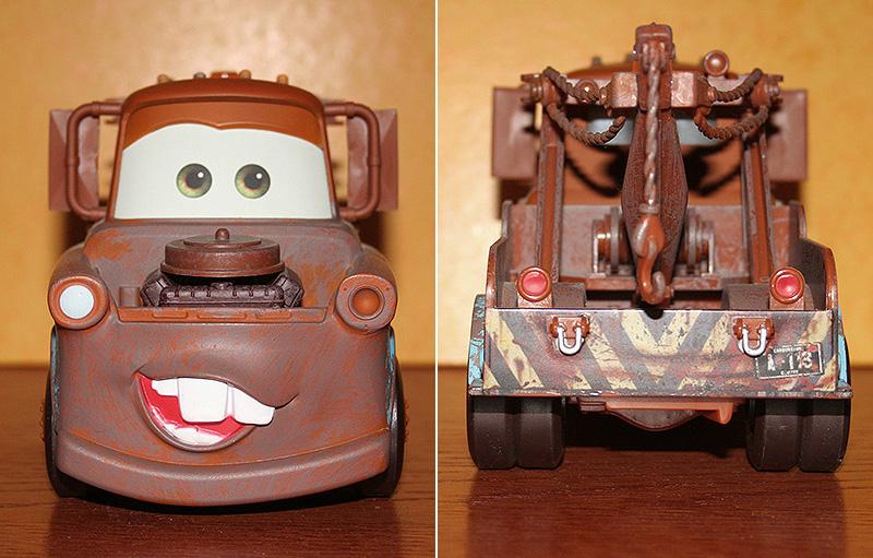 Mattel - Mater / Martin 1:24 Mater_13