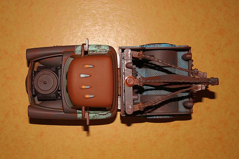 Mattel - Mater / Martin 1:24 Mater_14