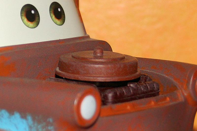 Mattel - Mater / Martin 1:24 Moteur10