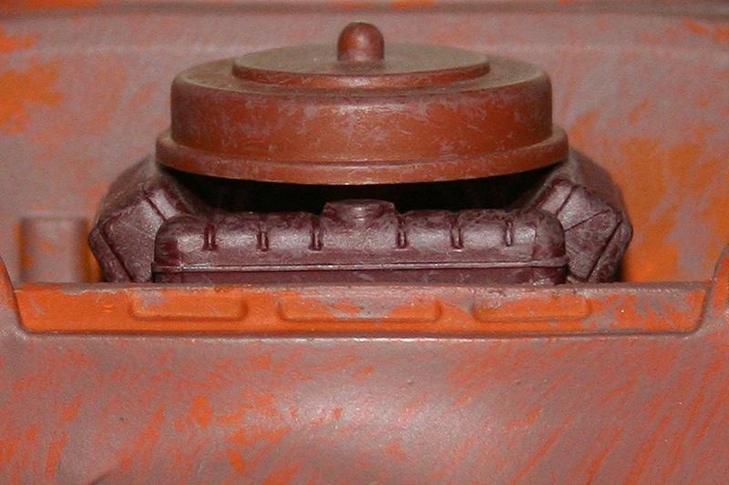 Mattel - Mater / Martin 1:24 Moteur11