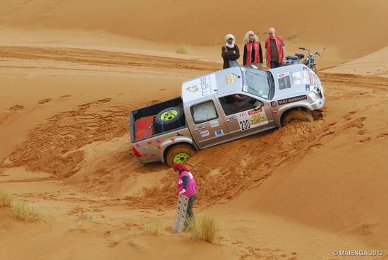 Rallye Aïcha des gazelles 2012 1310
