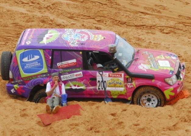 Rallye Aïcha des gazelles 2012 1410