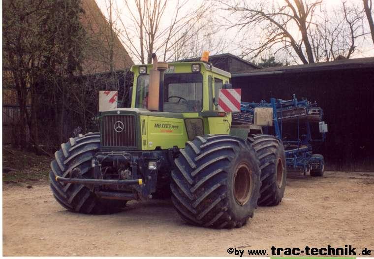 MB Trac 1400 Bigfoo12